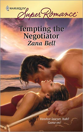 REVIEW: Tempting the Negotiator by Zana Bell
