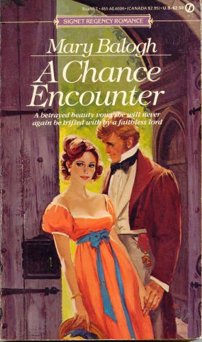 REVIEW: A Chance Encounter by Mary Balogh
