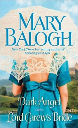 REVIEW: Dark Angel by Mary Balogh