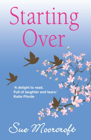 REVIEW: Starting Over by Sue Moorcroft