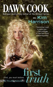 Dawn Cook book cover