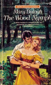 REVIEW: The Wood Nymph by Mary Balogh