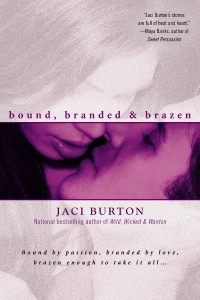REVIEW:  bound, branded, & brazen by Jaci Burton