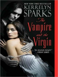 REVIEW:   The Vampire and the Virgin by Kerrelyn Sparks