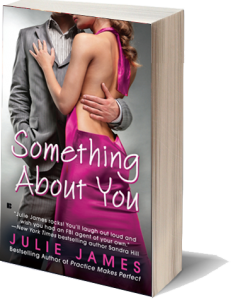 Save the Contemporary: Something About You by Julie James