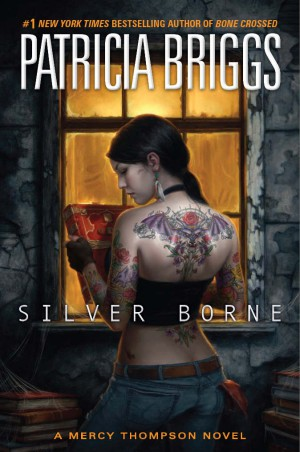 REVIEW:  Silver Borne by Patricia Briggs