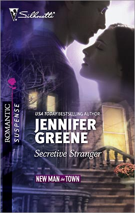 REVIEW: Secretive Stranger by Jennifer Greene