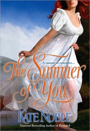 REVIEW:  The Summer of You by Kate Noble