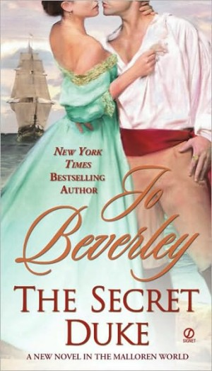 REVIEW: The Secret Duke by Jo Beverley