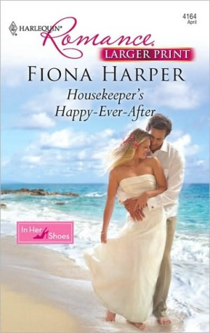 REVIEW:  Housekeeper's Happy Ever After by Fiona Harper