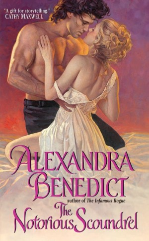 REVIEW: The Notorious Scoundrel by Alexandra Benedict