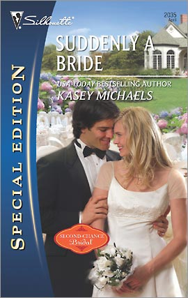REVIEW: Suddenly a Bride by Kasey Michaels