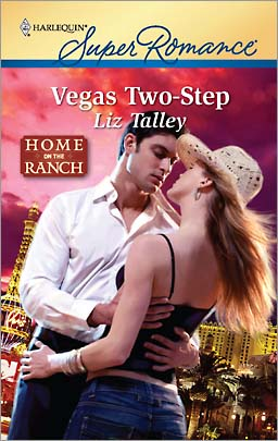 REVIEW: Vegas Two Step by Liz Talley