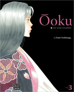 MANGA REVIEW: Ooku: The Inner Chambers volume 3