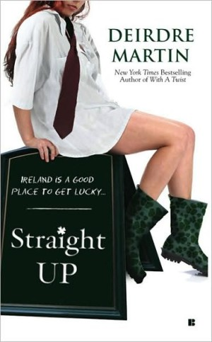 REVIEW: Straight Up by Deirdre Martin