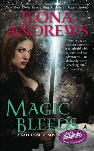 REVIEW: Magic Bleeds by Ilona Andrews