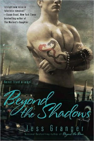 REVIEW:  Beyond the Shadows by Jess Granger