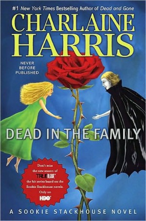 REVIEW: Dead in the Family by Charlaine Harris