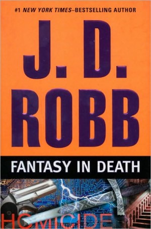 REVIEW: Fantasy in Death by JD Robb