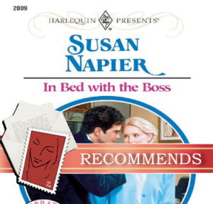 REVIEW: In Bed with the Boss by Susan Napier