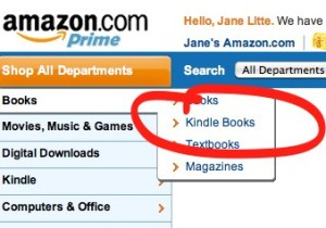 Dear Jane:  Why Aren't Penguin Books in the Kindle Store