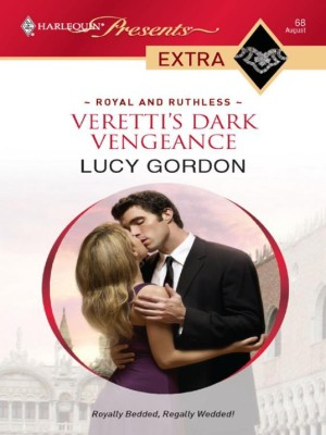 REVIEW: Veretti's Dark Vengeance by Lucy Gordon