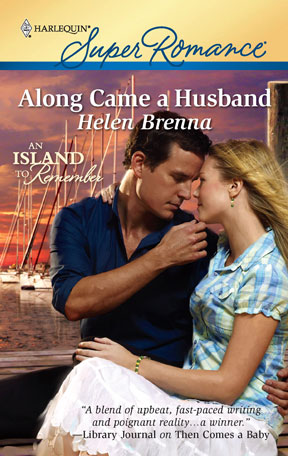 REVIEW:  Along Came a Husband by Helen Brenna