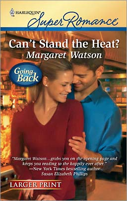 REVIEW: Can't Stand the Heat? by Margaret Watson