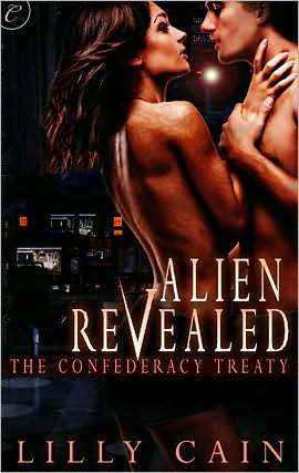 REVIEW: Alien Revealed by Lilly Cain