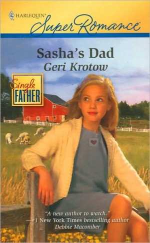 REVIEW: Sasha's Dad by Geri Krotow