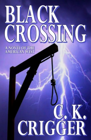 REVIEW: Black Crossing by CK Crigger