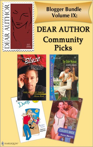 Wednesday Midday Links:  Dear Author Community Bundle
