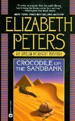 REVIEW: Crocodile on the Sandbank by Elizabeth Peters