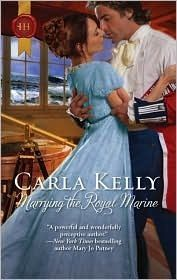 REVIEW: Marrying the Royal Marine by Carla Kelly