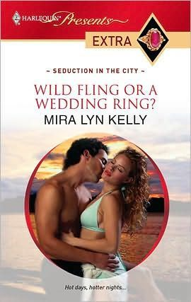 REVIEW: Wild Fling or a Wedding Ring by Mira Lyn Kelly