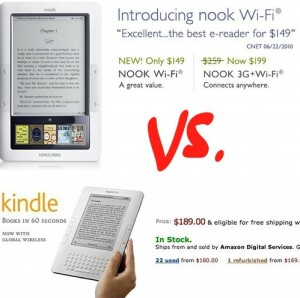 Dear Jane:  Should I Buy the Nook or Kindle now that prices have all come down?