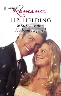 REVIEW:  SOS: Convenient Husband Required by Liz Fielding