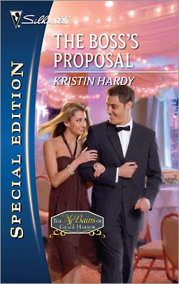 REVIEW: The Boss's Proposal by Kristin Hardy