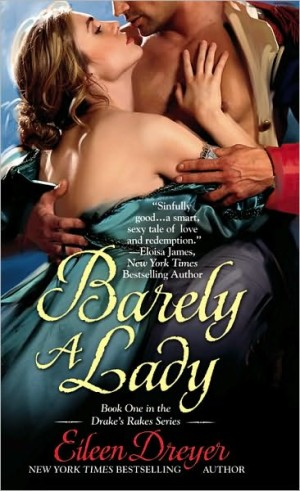 REVIEW: Barely a Lady by Eileen Dreyer