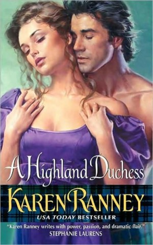 REVIEW:  A Highland Duchess by Karen Ranney