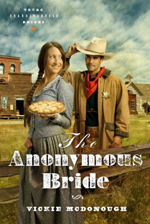 REVIEW: The Anonymous Bride by Vickie McDonough