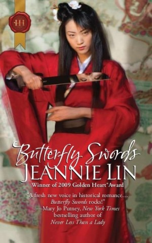 GUEST REVIEW: Butterfly Swords by Jeannie Lin