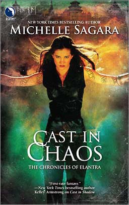 REVIEW: Cast in Chaos by Michelle Sagara