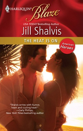 REVIEW: The Heat is On by Jill Shalvis