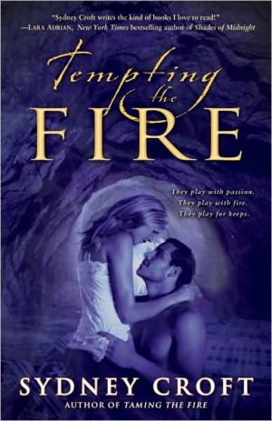 REVIEW:  Tempting the Fire by Sydney Croft
