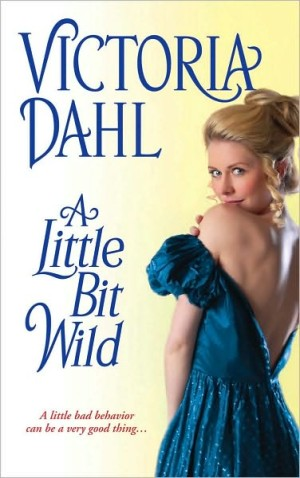 REVIEW:  A Little Bit Wild by Victoria Dahl