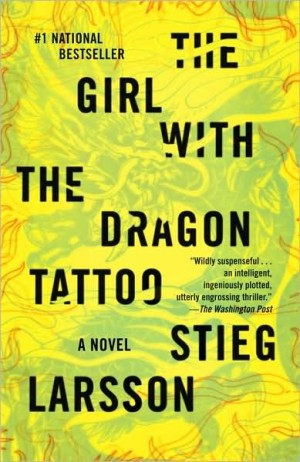REVIEW: The Girl with the Dragon Tattoo by Stieg Larsson