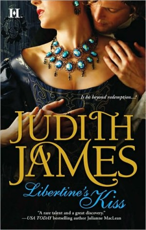 REVIEW: Libertine's Kiss by Judith James