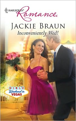 REVIEW: Inconveniently Wed!  by Jackie Braun