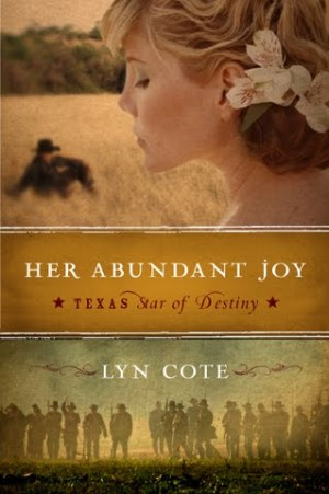 REVIEW: Her Abundant Joy by Lyn Cote